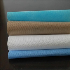disposable bed cover nonwoven fabric